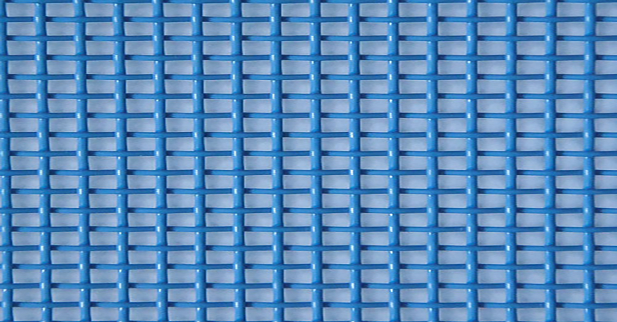 The Plain Weave Linear Screen Fabric